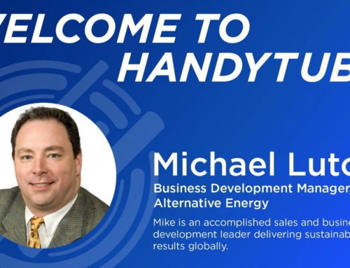Welcome to our Newest Team Member, Mike Lutolf