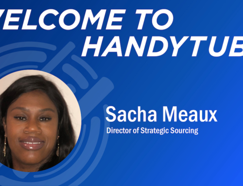 Introducing Sacha Meaux, HandyTube's New Director of Strategic Sourcing
